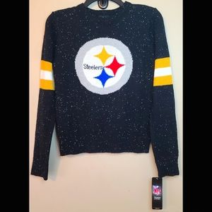 NFL Apparel Steelers Youth Sweater M 10/12